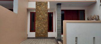 Jual Rumah Baru di Tukad Petanu Panjer Denpasar Bali