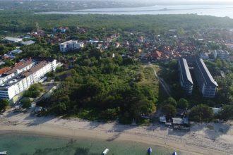 Jual Tanah Pinggir Pantai Tanjung Benoa Nusa Dua Bali