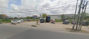 Jual Tanah di Bali Jalan Malboro Denpasar Muka Burger King