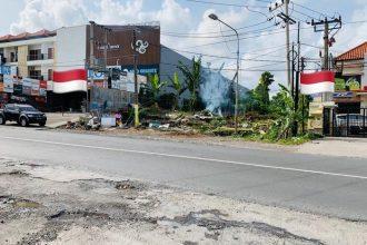 Tanah dijual di Jalan Malboro Teuku Umar Barat Denpasar