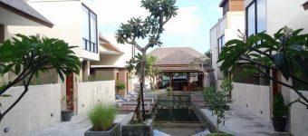 Dijual Hotel dan Villa View Pantai Cemagi badung Bali
