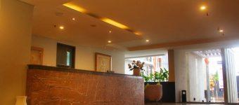 Jual Hotel Bintang 4 di Kartika Plaza Kuta Bali