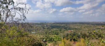 Jual Tanah Full View Laut Labuhan Sait Tanah peruntukan Villa