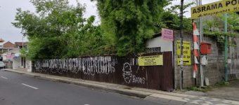 Jual Tanah di Jalan Majahpahit Kuta Bali Sudah Ada Ijin Hotelnya