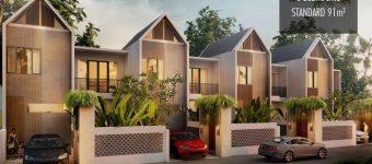 Dijual Villa Tunjung Uluwatu Ungasan Bali