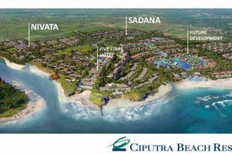 Jual Rumah di Ciputra Beach Resort Tabanan Bali