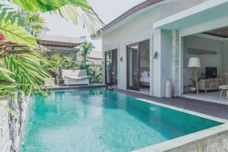 DiJual Boutique Villa Daun Lebar di Payangan Sensasi Alam Ubud