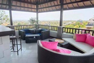Dijual Villa Dengan Ocean View Laut dan Bandara Dekat GWK Ungasan