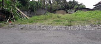 Jual Tanah di Nyuh Kuning Ubud Muka Budhi Ayu Villa