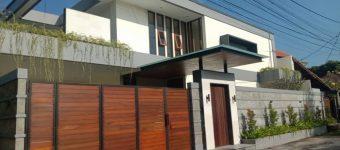 Jual Villa Modern Minimalis di Canggu Brawa