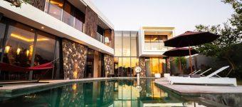 Jual Villa di Balangan Ocean View Super Mewah Design Ultra Modern