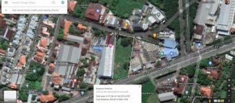 Jual Tanah di By Pass Ngurah Rai Pemogan