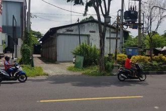 Dijual Gudang di Jalan Raya Sempidi Samping Hino Cokroaminoto