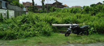Dijual Tanah Jalan Merdeka Raya Kuta X Belakang Bali