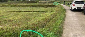 Jual Tanah di desa penatahan dekat Objek Wisata Air Panas