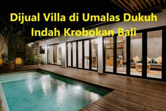 Banner Dijual Villa di Umalas Dukuh Indah Krobokan Bali (20)
