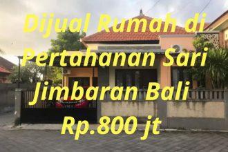 Dijual rumah di pertanahan sari jimbaran bali1