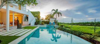 Dijual Luxury Villa di Pecatu Bali View Golf dan Ocean