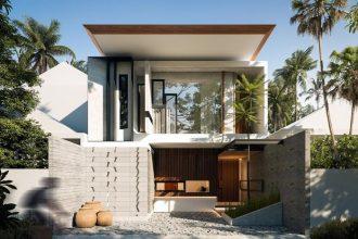 Dijual Rumah di Kutat Lestari Sanur Bangunan Semi Villa Plus Pool