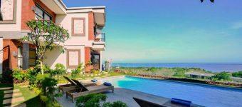 Dijual Villa Full View di Pecatu dekat Omnia dan Alila