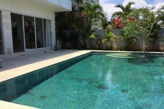 dijual villa ocean view