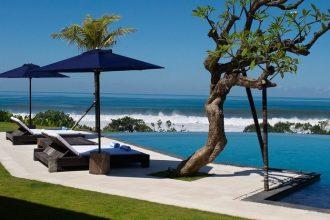 Dijual Villa Pinggir Pantai Beraban Tabanan Bali Beachfront