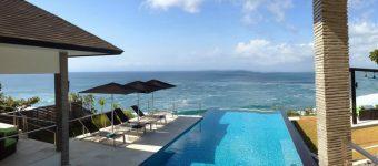Dijual Villa Pinggir Tebing Cliff Front di Padang Padang Pecatu Bali