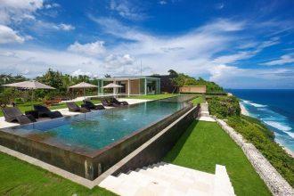 Dijual Villa Pinggir Tebing dekat BVLGARI RESORT Uluwatu Pecatu Bali (1)