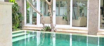 Dijual Villa di Berawa Jalan Kaki Menuju Pantai dekat Finns Bali