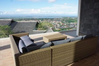 Dijual Villa di Komplek Tiara Nusa Goa Gong Jimbaran Full View