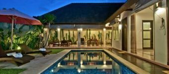 Dijual Villa di Seminyak Design Tropical Bali Style