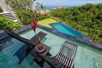 Dijual Villa di Pantai Suluban Pecatu Luxury Ocean View