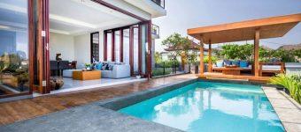 Dijual Villa di Ungasan Modern Minimalis Ocean View