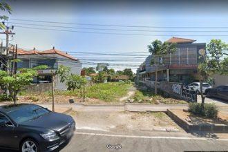 Dijual Tanah di Jalan Raya Sunset Road Seminyak