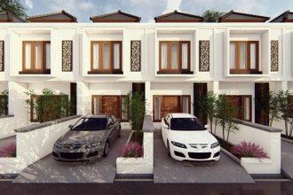 Dijual Rumah Baru di Bangun di Mahendradata Marlboro Denpasar Barat