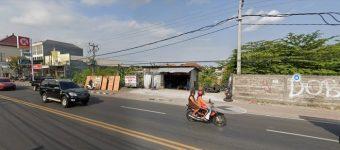 Dijual Tanah di Jalan Raya Buluh Indah Denpasar Barat Bali (1)