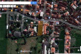 Dijual Tanah di Umalas I Kerobokan Seminyak Dekat villa Hotman Paris (3)