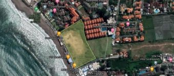 beach front batu belig seminyak for sale