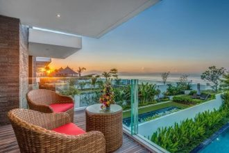 beach front villa for sale bali