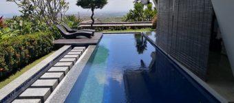 dijual villa ocean view bali