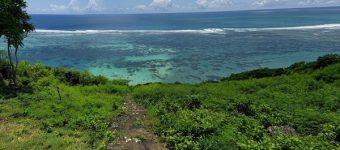 Jual Tanah Pinggir Tebing Cliff Front Sawangan Nusa Dua Bali