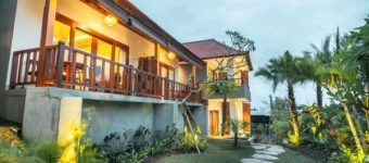 Jual Villa di Ubud Bukit Campuhan