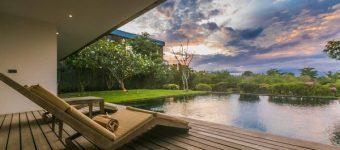 Jual Villa di Pantai Balangan Bali