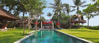Dijual Villa Mewah Pinggir Pantai di Cemagi Bali