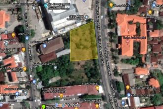 Jual Tanah Commersial Jalan Bypass Ngurah Rai Kuta Samping The Keranjang