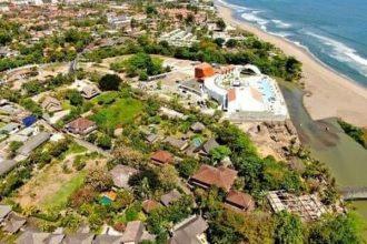 Dijual Tanah Pinggir Pantai / Beach Front di Berawa Bali