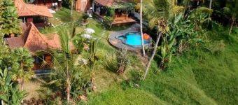 Jual Villa Joglo di Tegalalalng Ubud Bali
