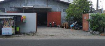 Dijual Gudang di Jalan Utama Muding