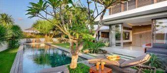 Dijual Villa Stylish Modern di Balangan