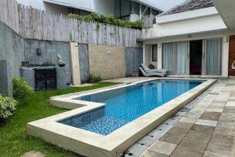 Dijual Villa jalan Semer Umalas Kerobokan Bali